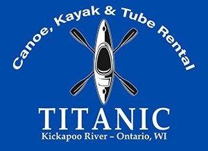 Titanic canoe rental